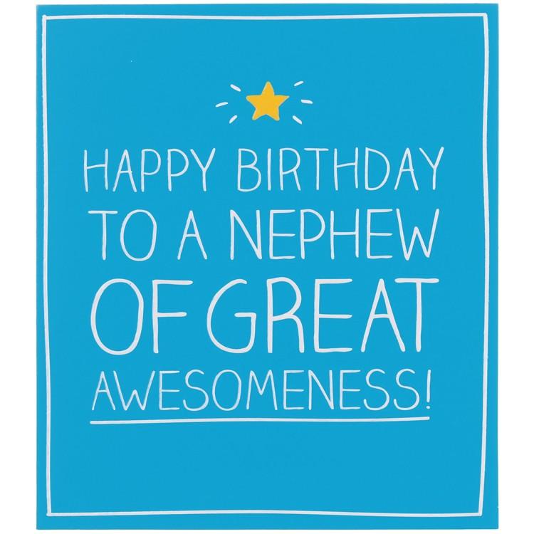 Inspirational Birthday Quotes Nephew. QuotesGram