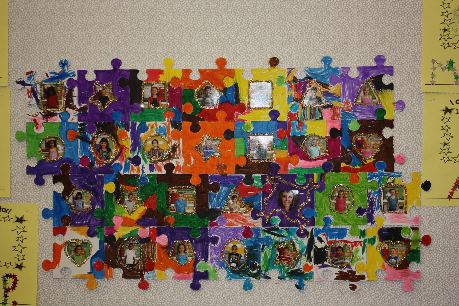 Preschool Puzzle Pieces Quotes Quotesgram