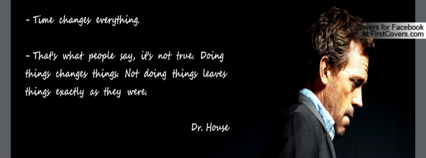 Dr House Quotes And Sayings Quotesgram