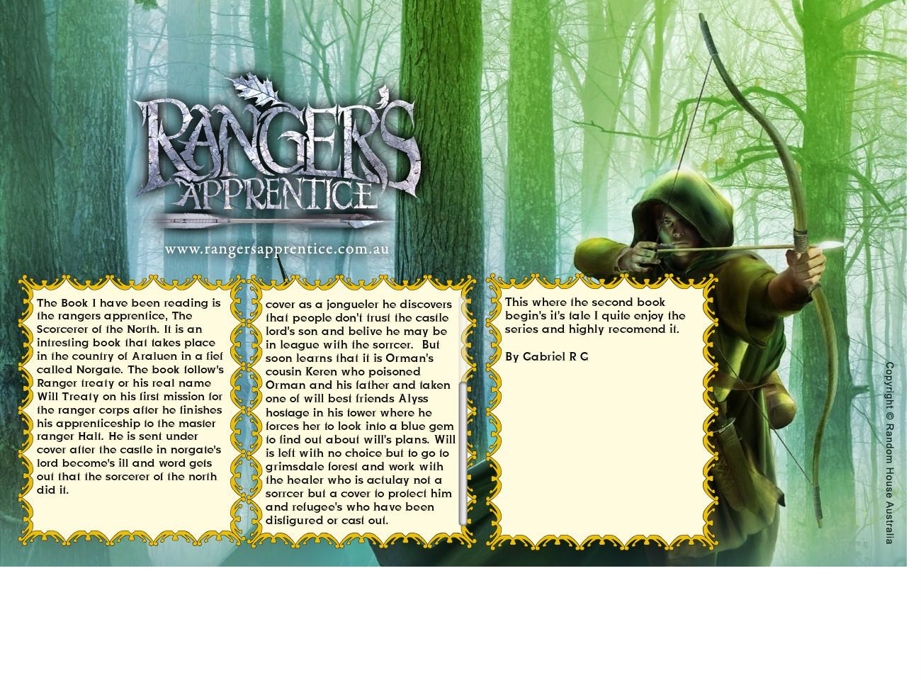ranger apprentice book 5 pdf