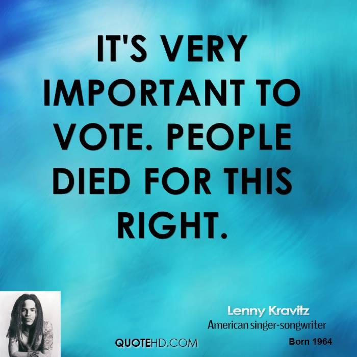 essays on voting in america