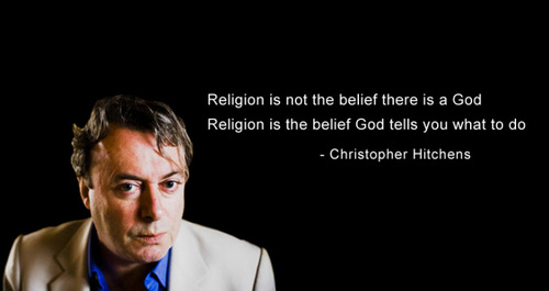 Battling hitchens and dsouzas arguments on religion