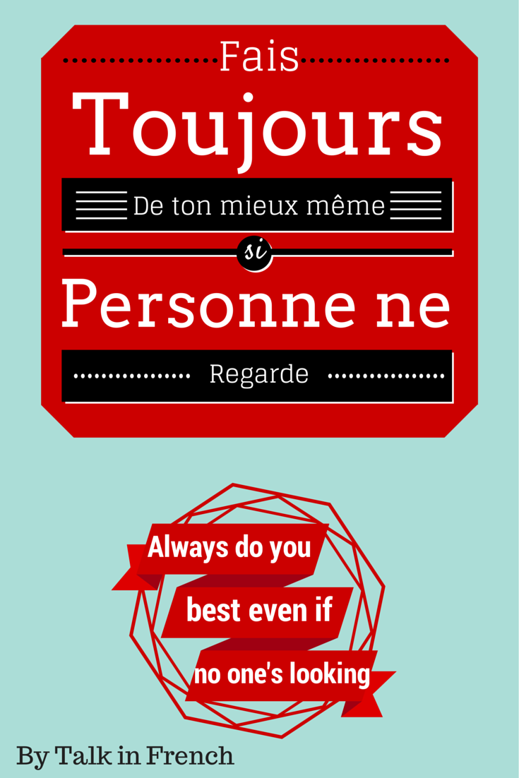 Beautiful French Quotes With English Translation: French Quotes And Translations. QuotesGram