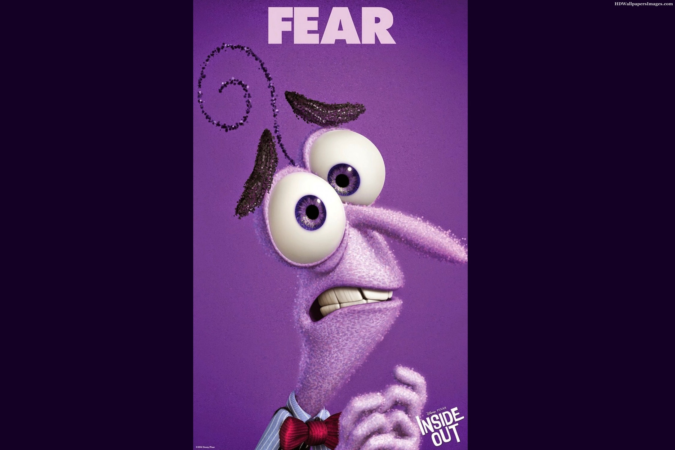 Inside Out Fear Quotes Quotesgram