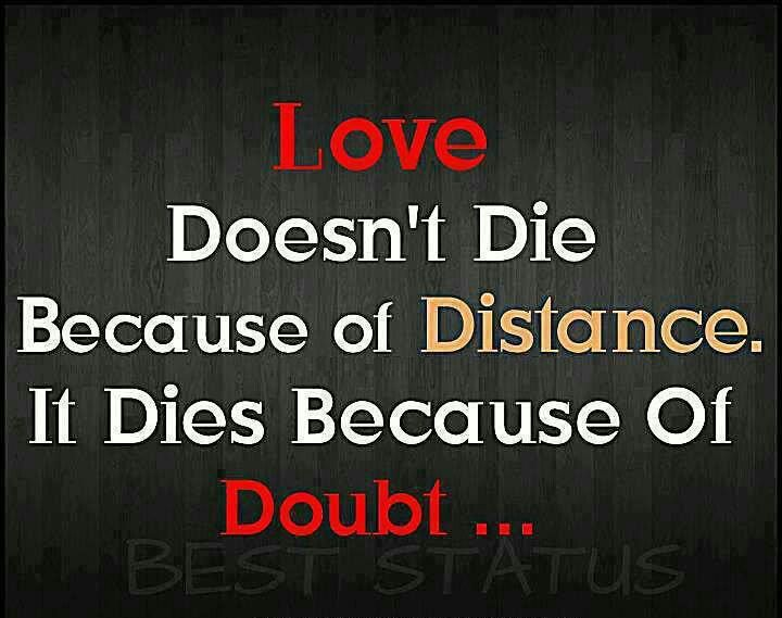 Love Quotes About Doubt. QuotesGram