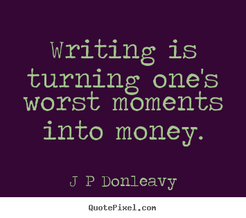 Inspirational quotes about writing and writers