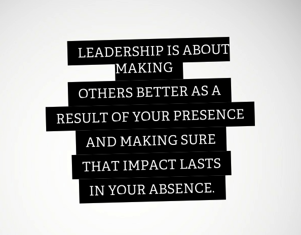 Leadership Presence Quotes. QuotesGram