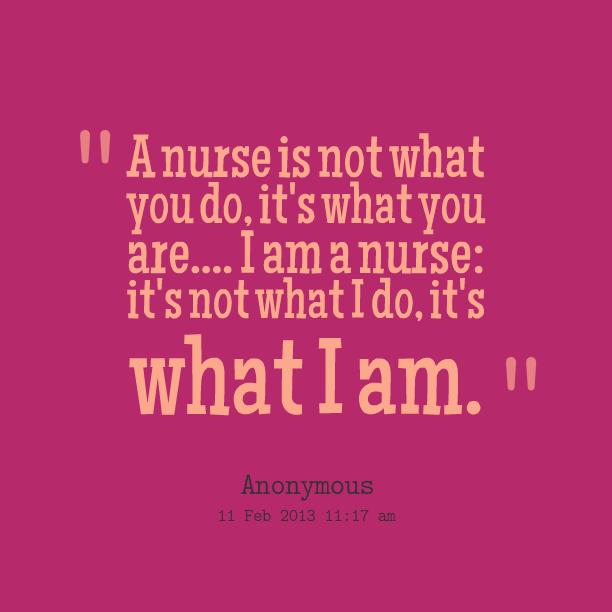 Quotes Nurses Nursing Quotesgram