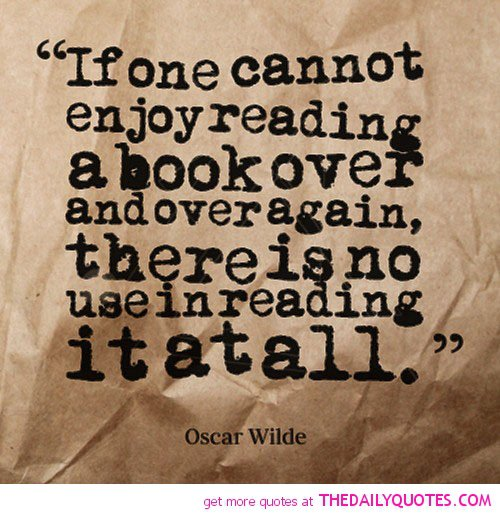 Famous Book Quotes: Enjoy Reading Quotes. QuotesGram