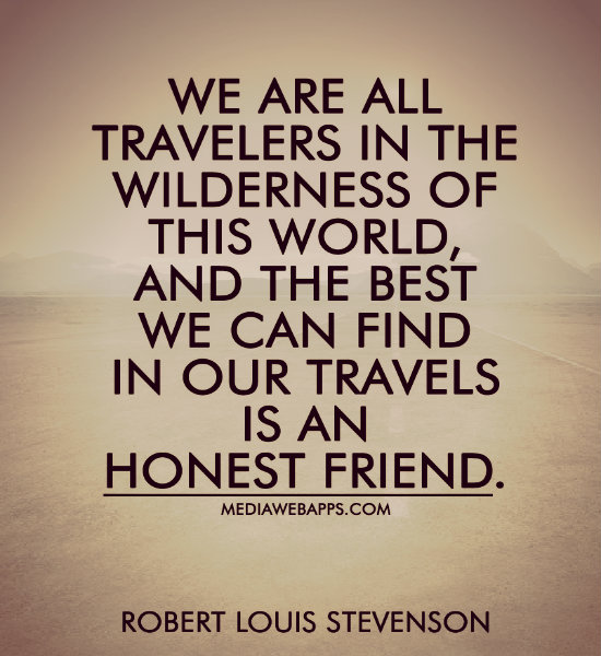 traveling with friends essay