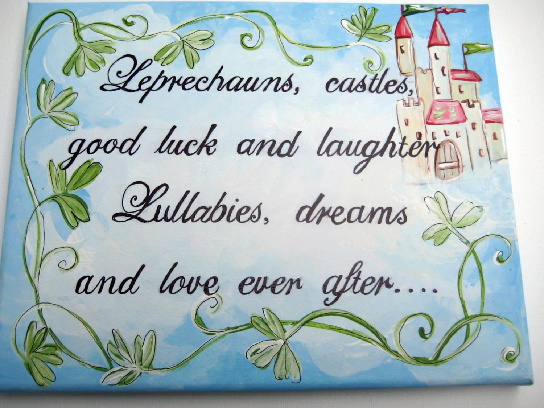 Irish Baby Blessings Quotes Quotesgram