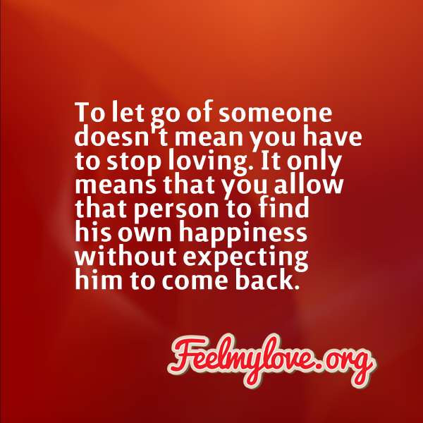 Loving Someone Picture Quotes