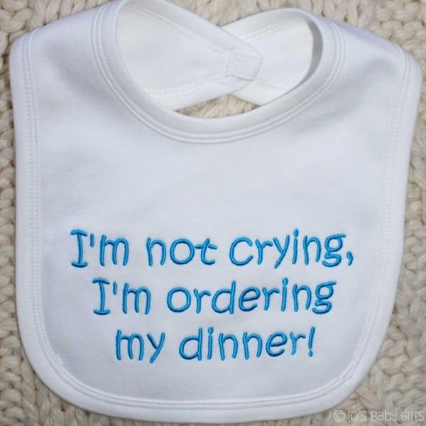 Baby Bib Quotes Quotesgram