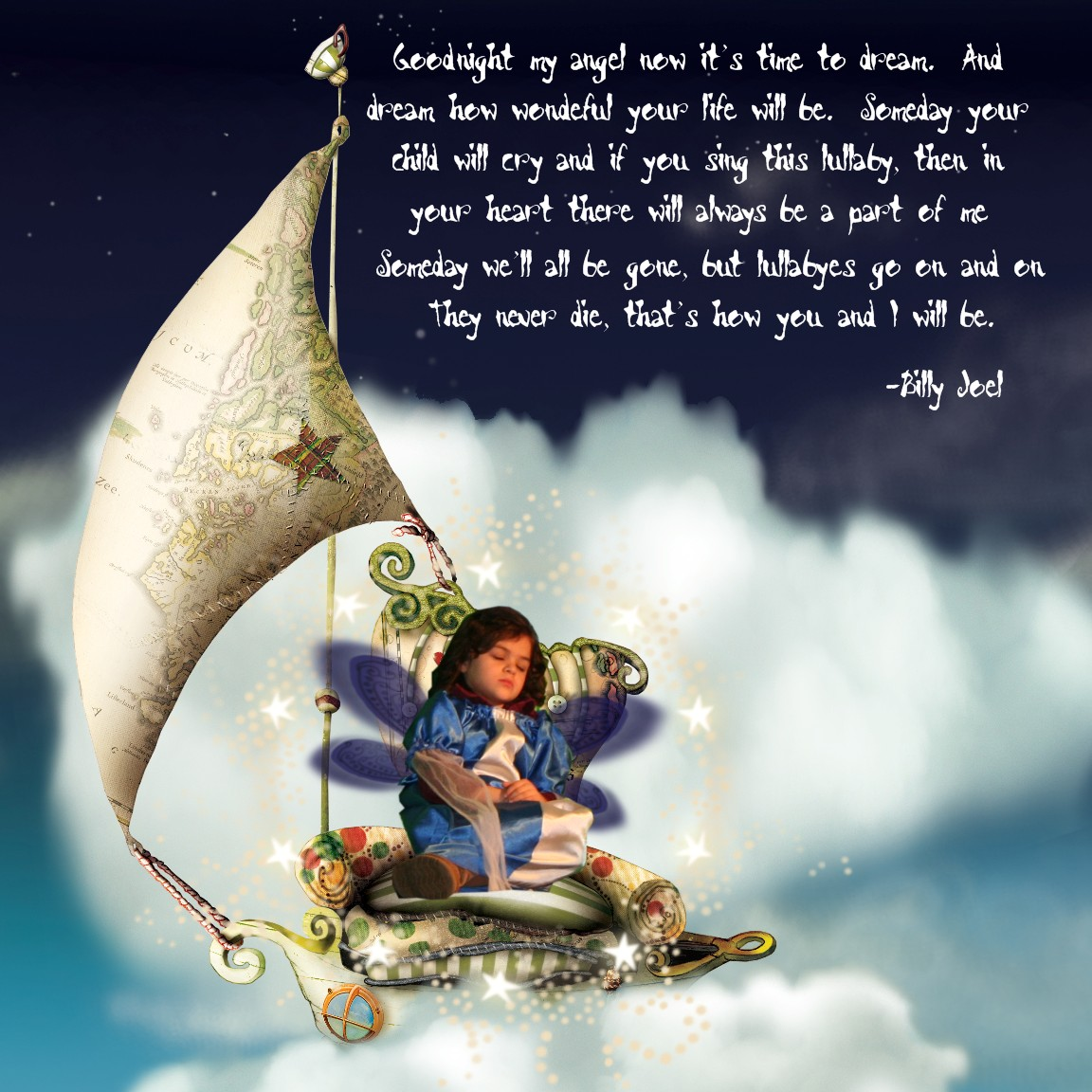 Quotes angel goodnight my Good Night