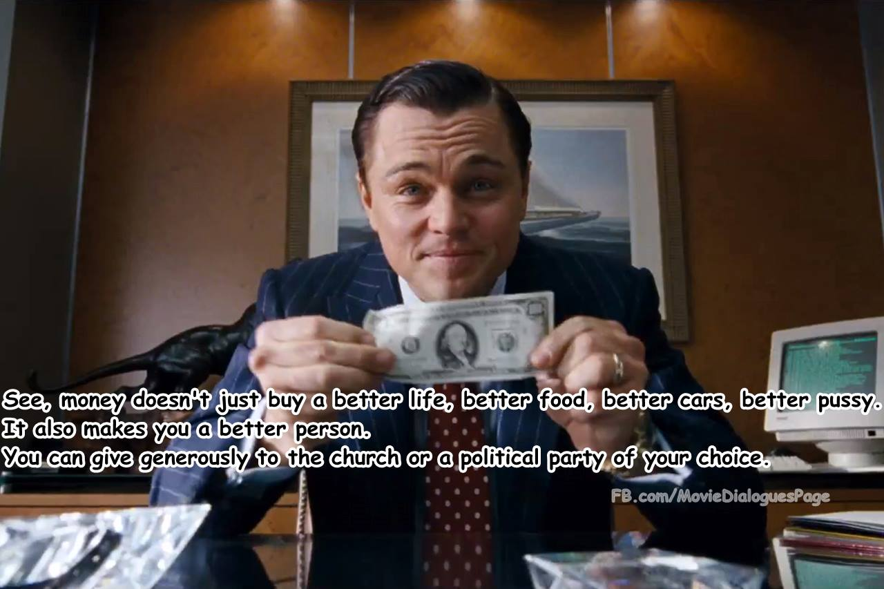 Boiler Room Or Wolf Of Wall Street