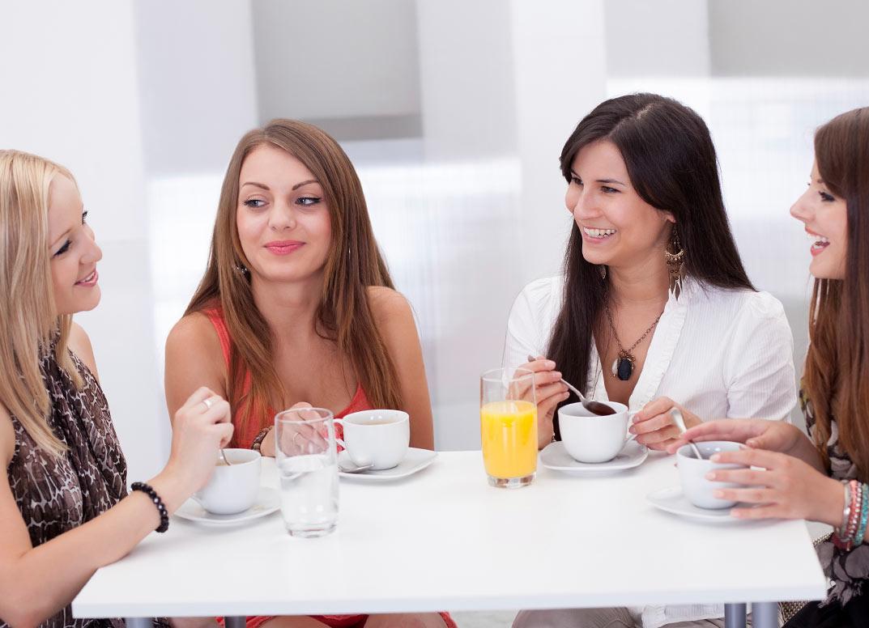 Lesbian reading group