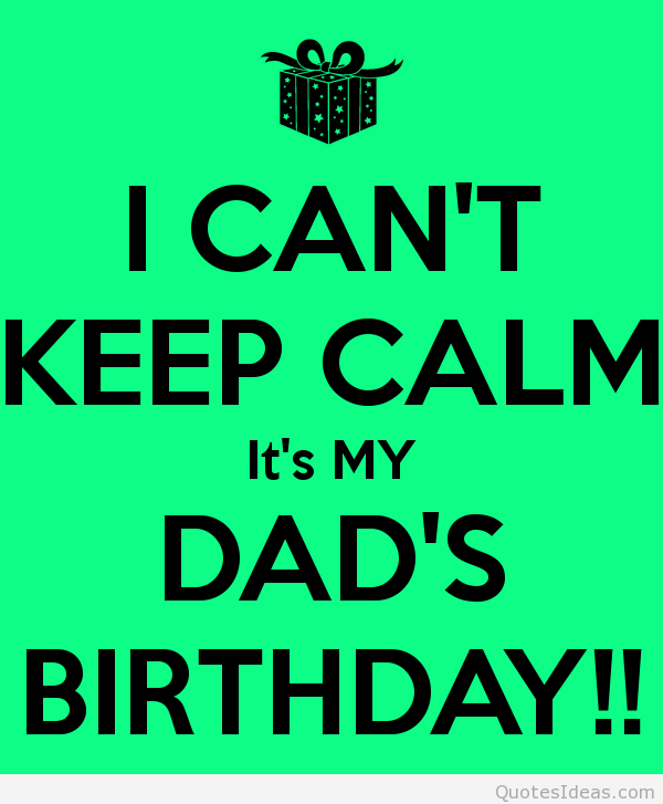 dad birthday quotes from kids - photo #31
