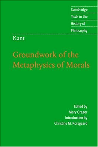 an analysis on kantian philosophy as a method for determining morality of actions Disagreement over morality, difficulty in determining moral truths ends of our actions that determine wheth rule to kant's philosophy given in the.