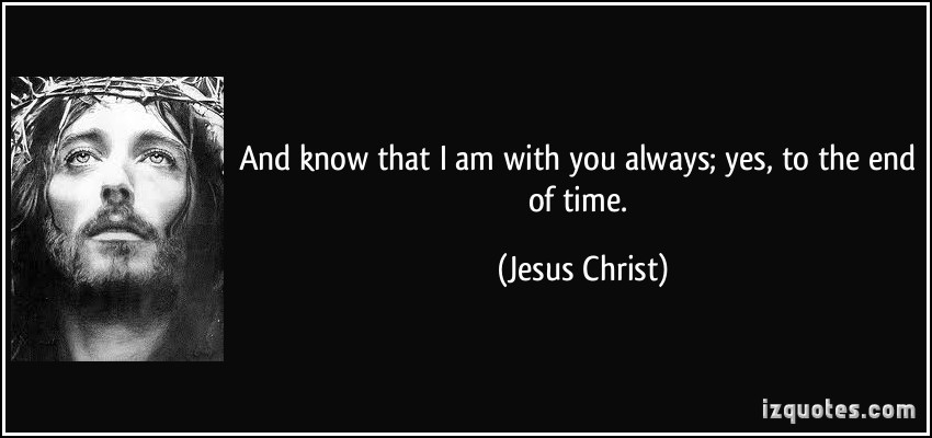 Christian Quotes About End Times. QuotesGram