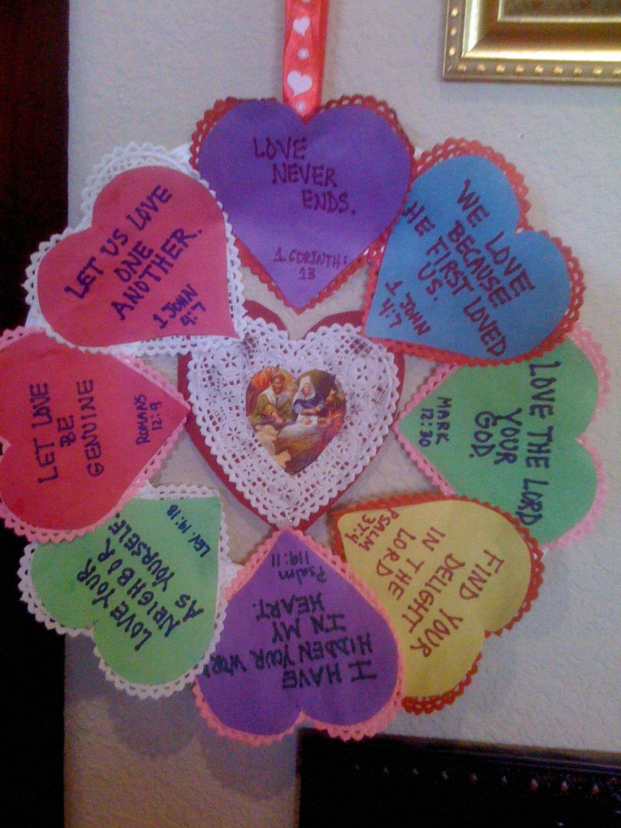 Christian Valentines Day Crafts