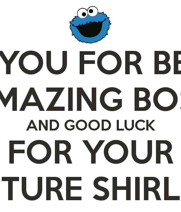 Thank You Quotes For Your Boss: Good Luck Quotes For Boss. QuotesGram