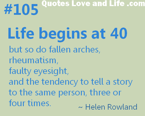 Quotes On Life And Aging Quotesgram