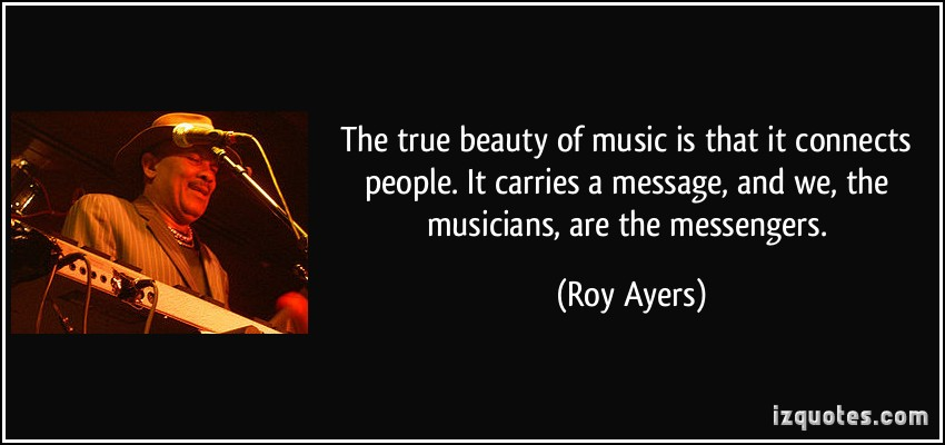 Quote About Jazz Music: Inspirational Quotes By Jazz Musicians. QuotesGram