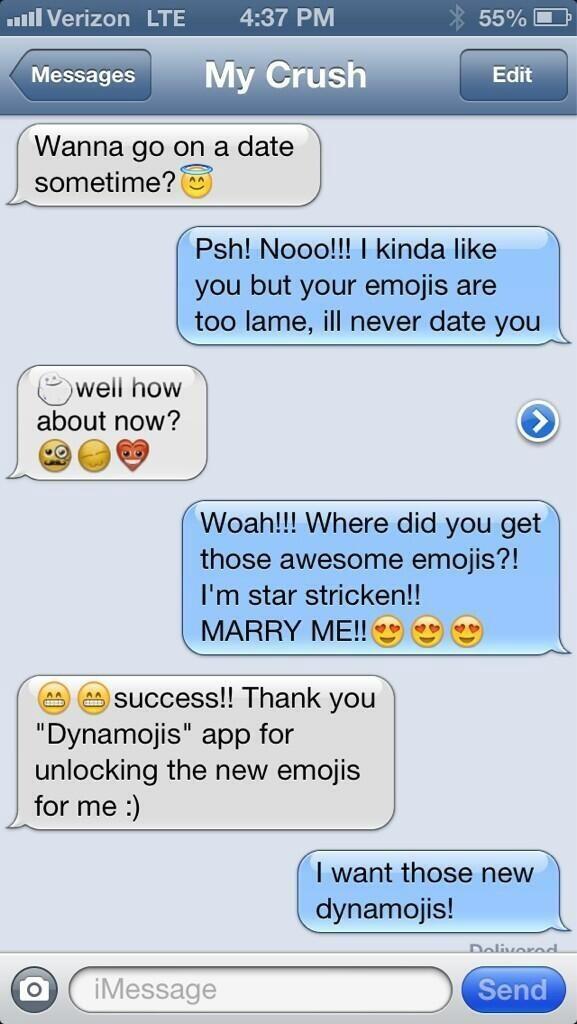 Texting Your Crush Quotes. QuotesGram