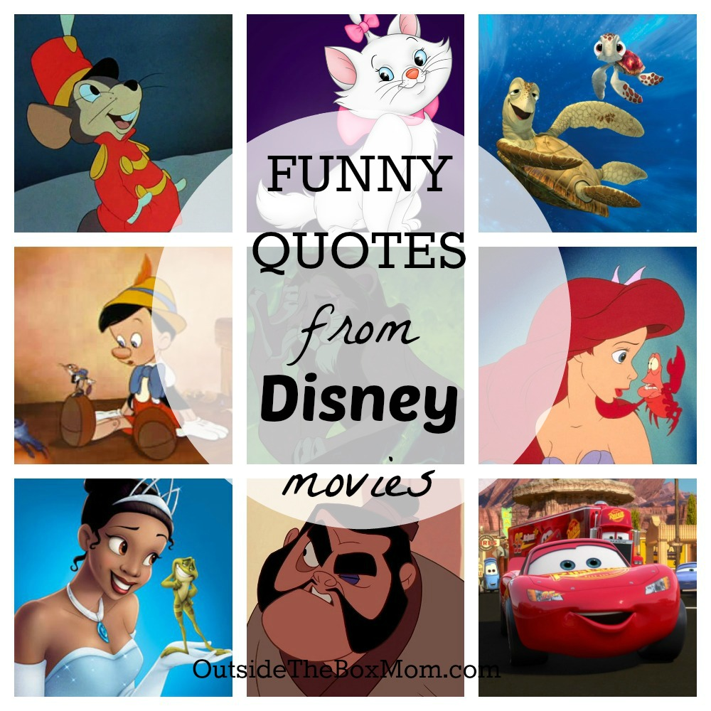 Funny Disney Quotes. QuotesGram