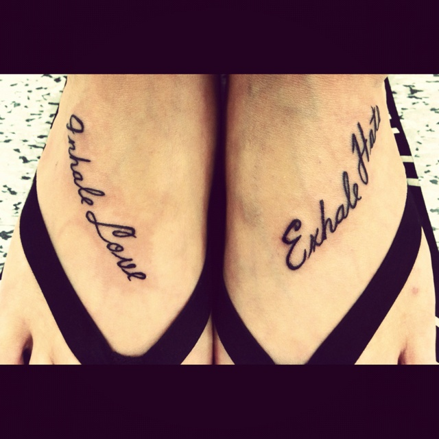 Love And Hate Tattoo Quotes. QuotesGram