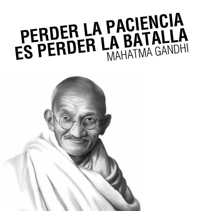 Mahatma Gandhi Quotes In Spanish. QuotesGram