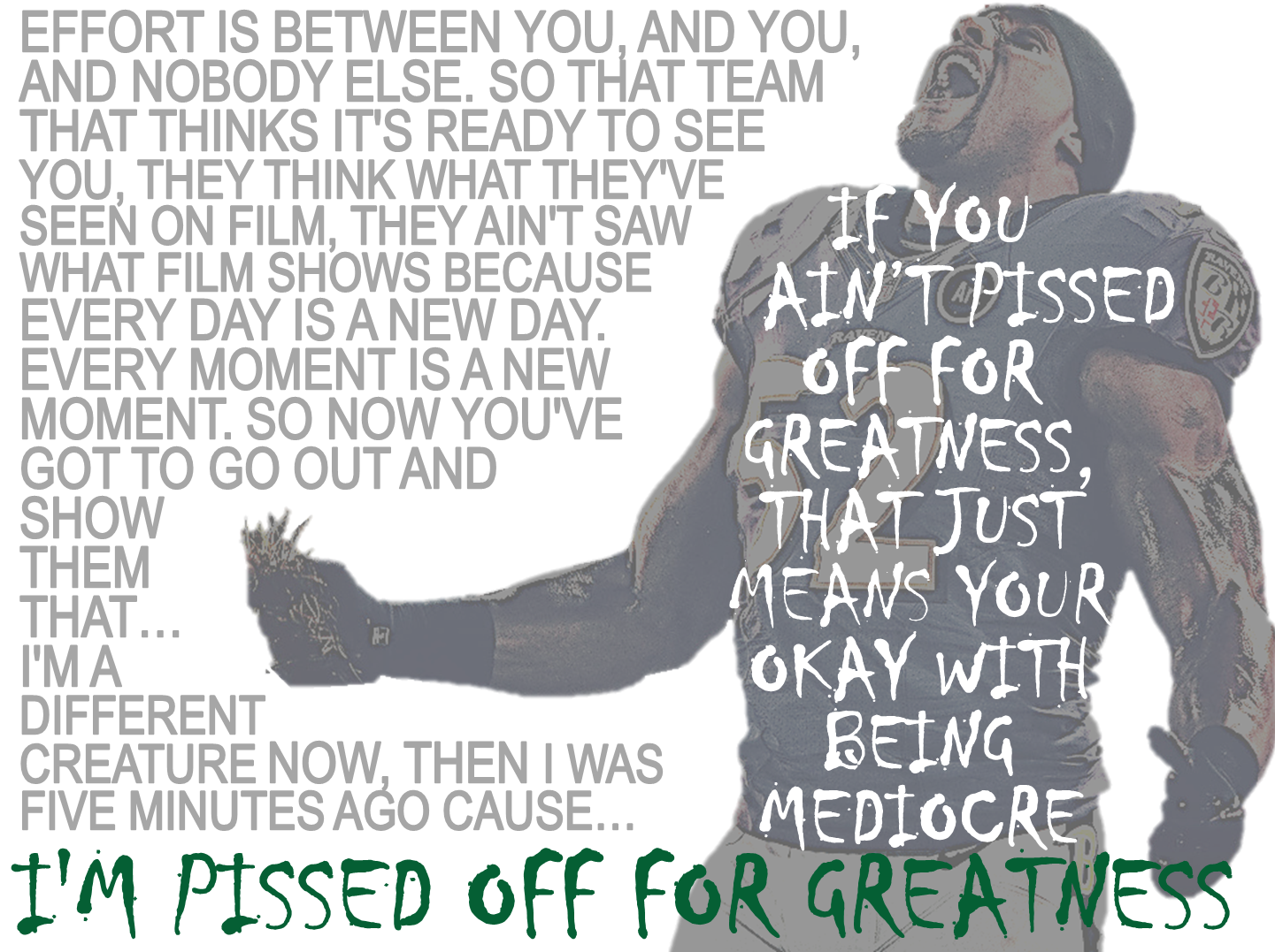 Quotes About Ray Lewis Game: Pissed Off Quotes Inspirational. QuotesGram