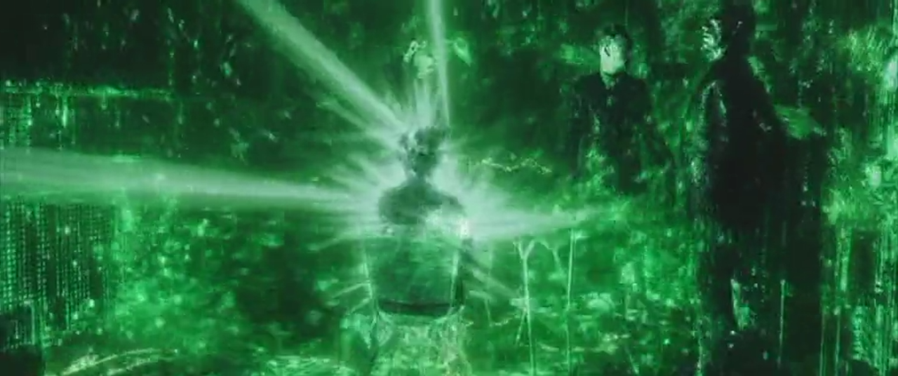 neo and the oracle in the movie the matrix The matrix: revolutions, explained author: brian takle movie neo is absorbed into smith and shatters him from in enter the matrix, the oracle talks about her deletion code being traded like a.