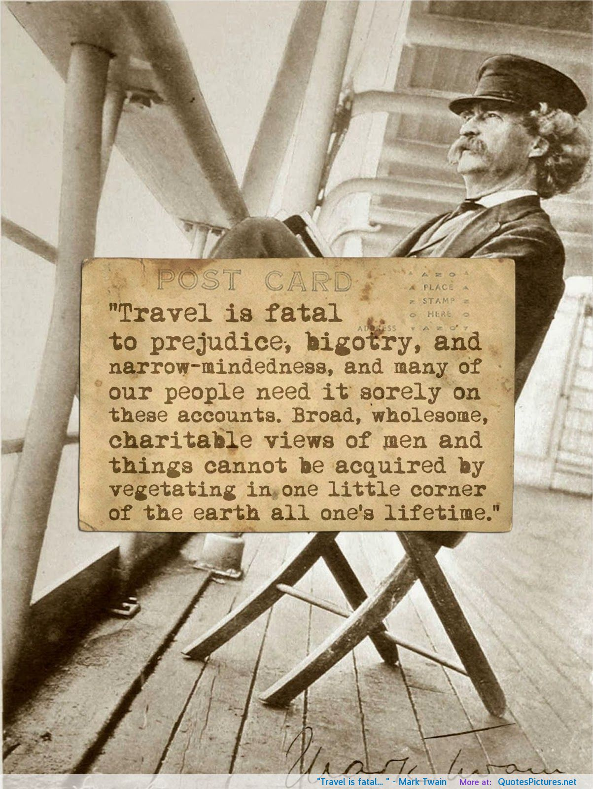 Mark Twain Inspirational Quotes. QuotesGram