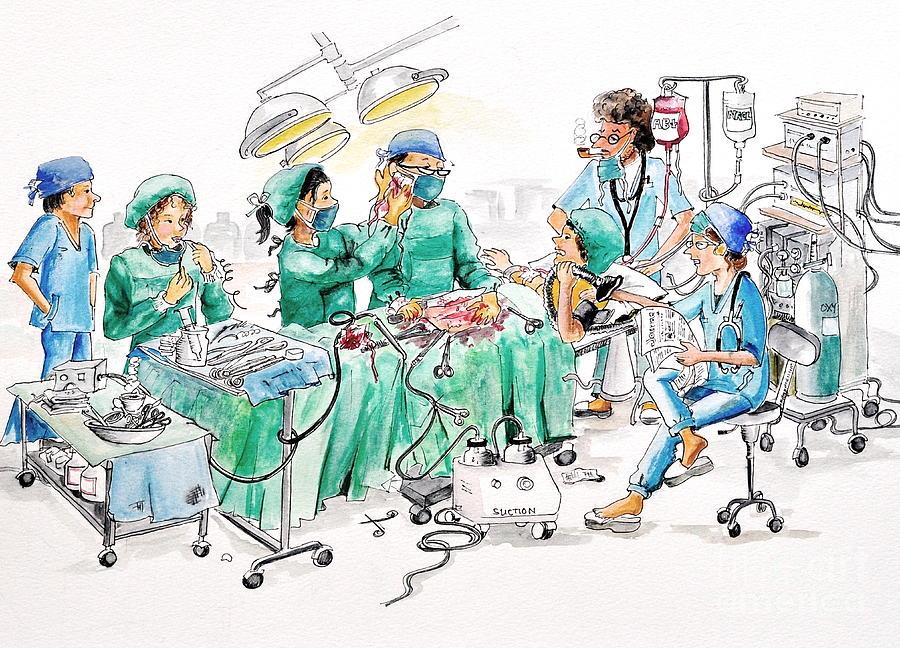 Картинки, картинки хирургия прикольные