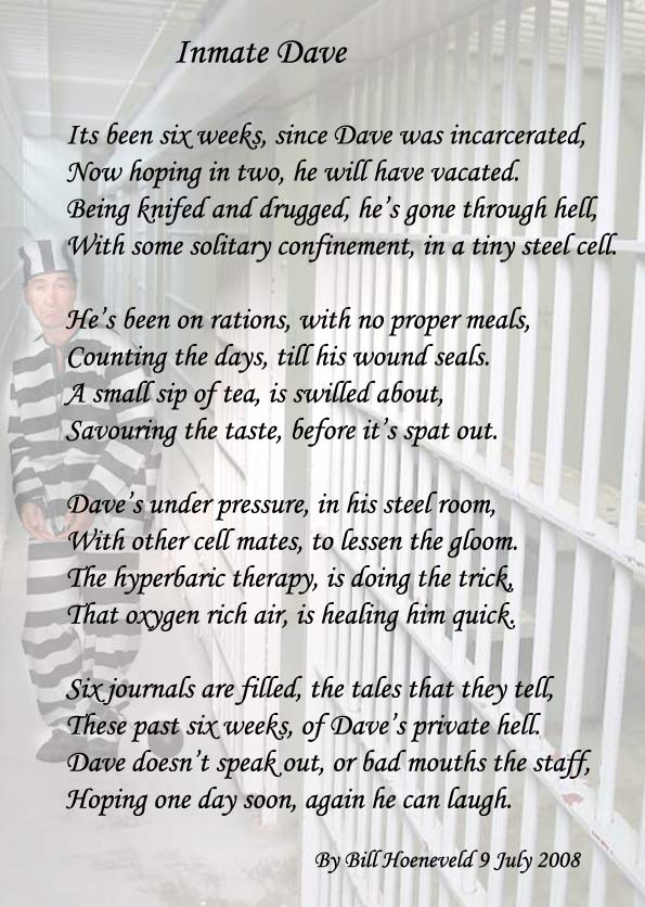 federal prison relationship poems
