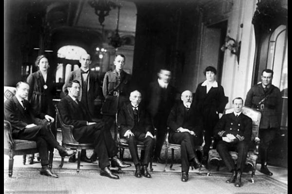 Paris Peace Conference 1919 - Term Paper Example