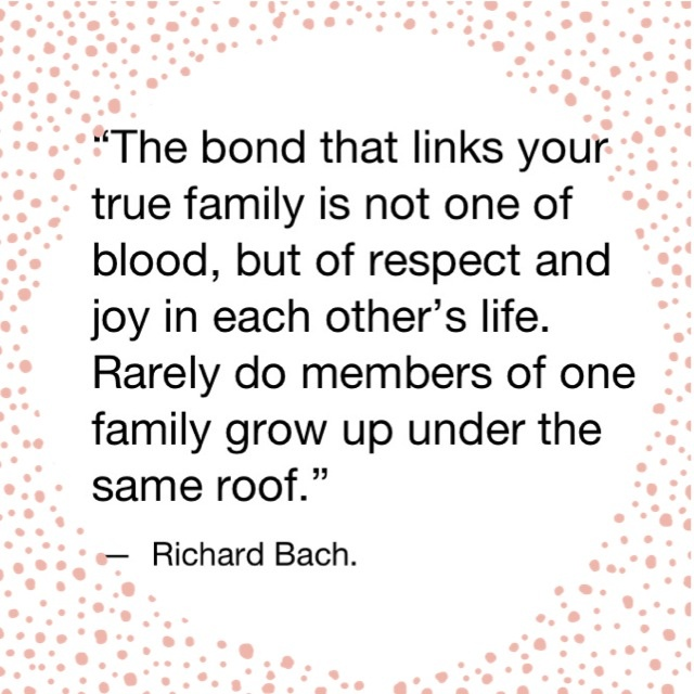 Not Blood Related Family Quotes. QuotesGram