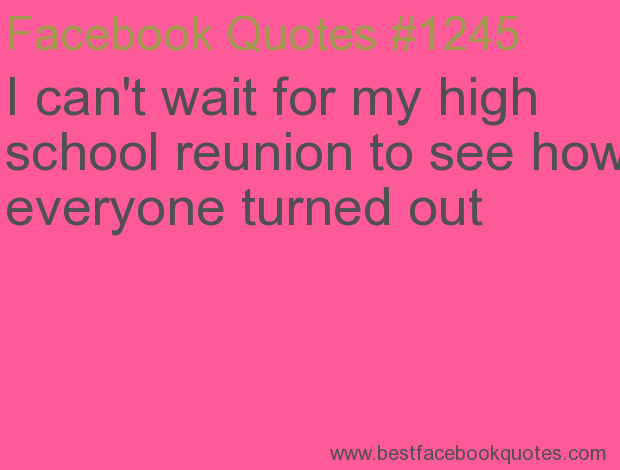 Reunion Quotes And Sayings: High School Reunion Quotes And Sayings. QuotesGram