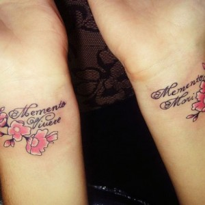 Brother and sister tattoo quotes quotesgram for Funny sister tattoos