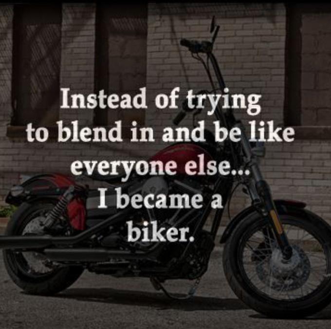 Harley Davidson Biker Quotes Quotesgram