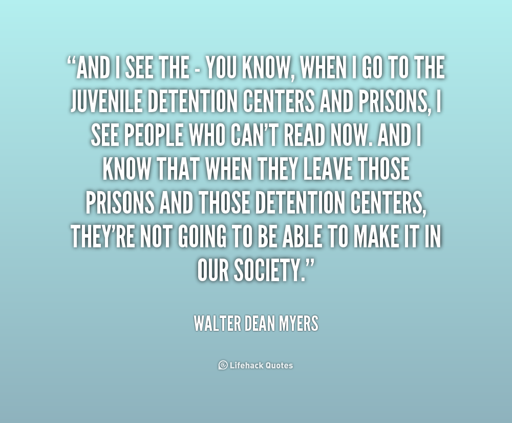 Quotes From Walter Dean Myers Fallen - 204.2KB