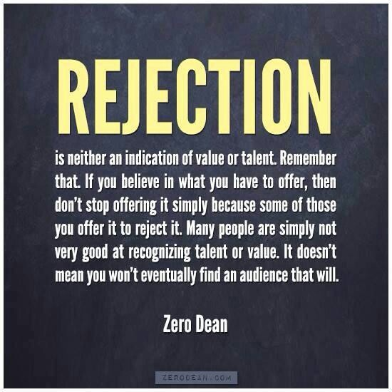 Quotes On Handling Rejection. QuotesGram