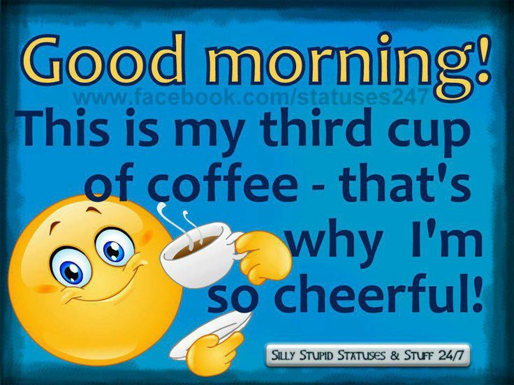Good Morning Funny Quotes: Good Morning Coffee Funny Quotes. QuotesGram
