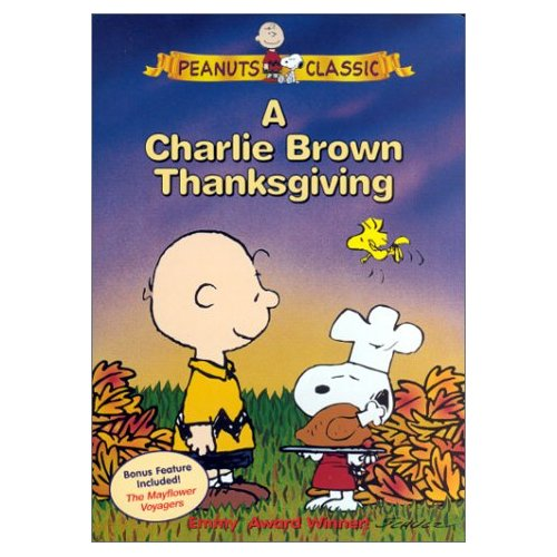 charlie brown thanksgiving apos - 500×500