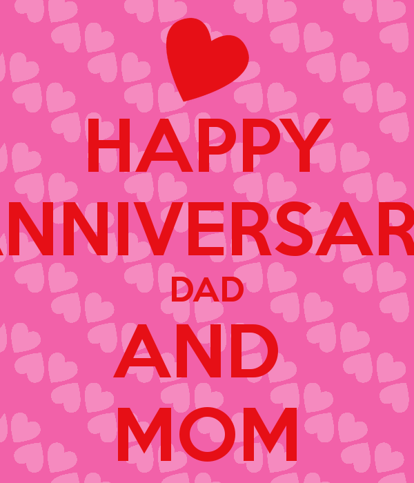 Mom and dad happy anniversary quotes quotesgram