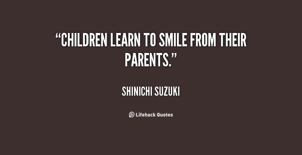 Shinichi Suzuki Childhood