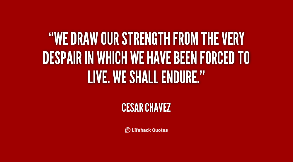 a research on the life and characteristics of cesar chavez To them the life of césar e chávez is a good example of that idea how was chávez a servant poster courtesy of united farm workers.