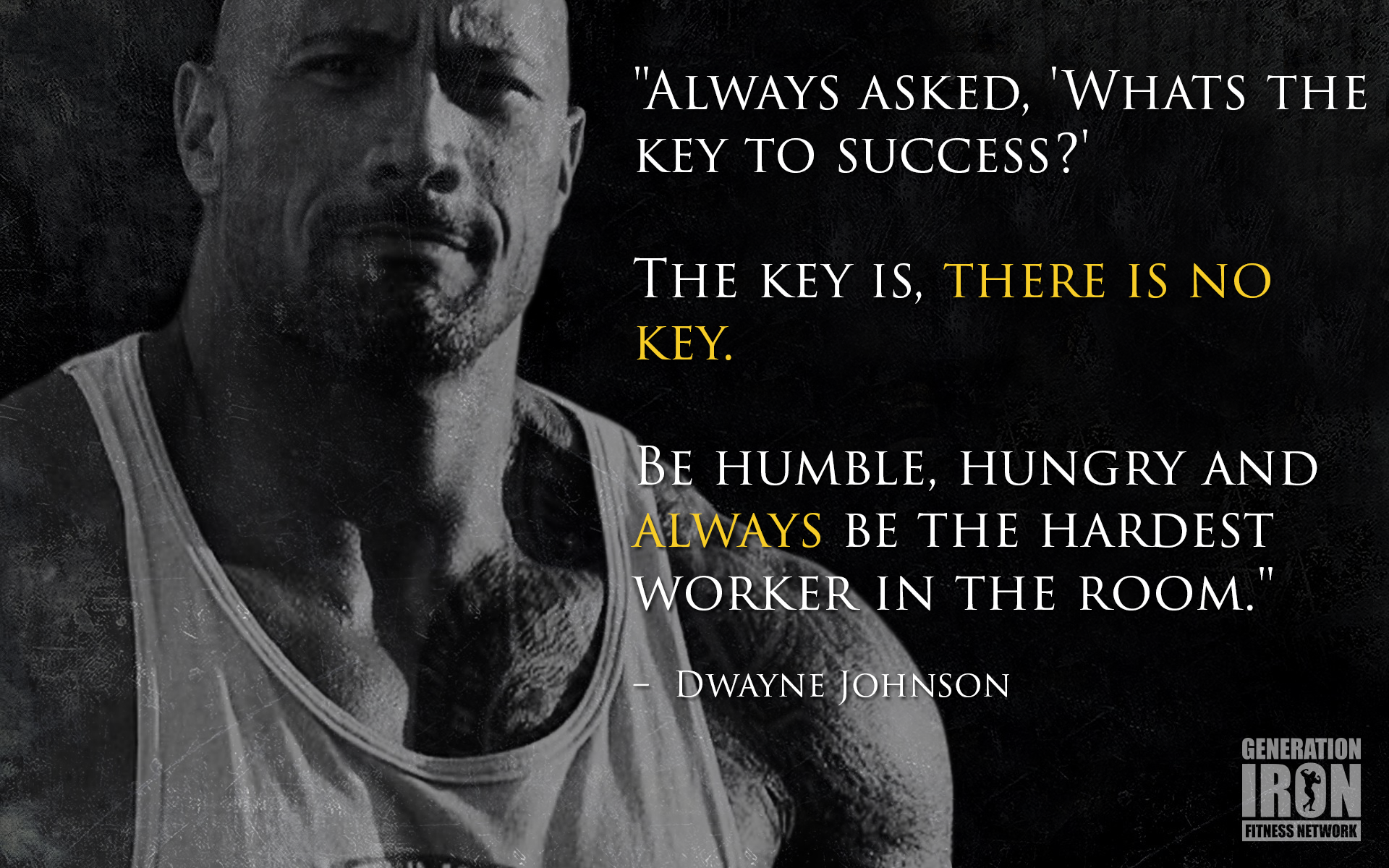 The Rock Inspirational Quotes. QuotesGram