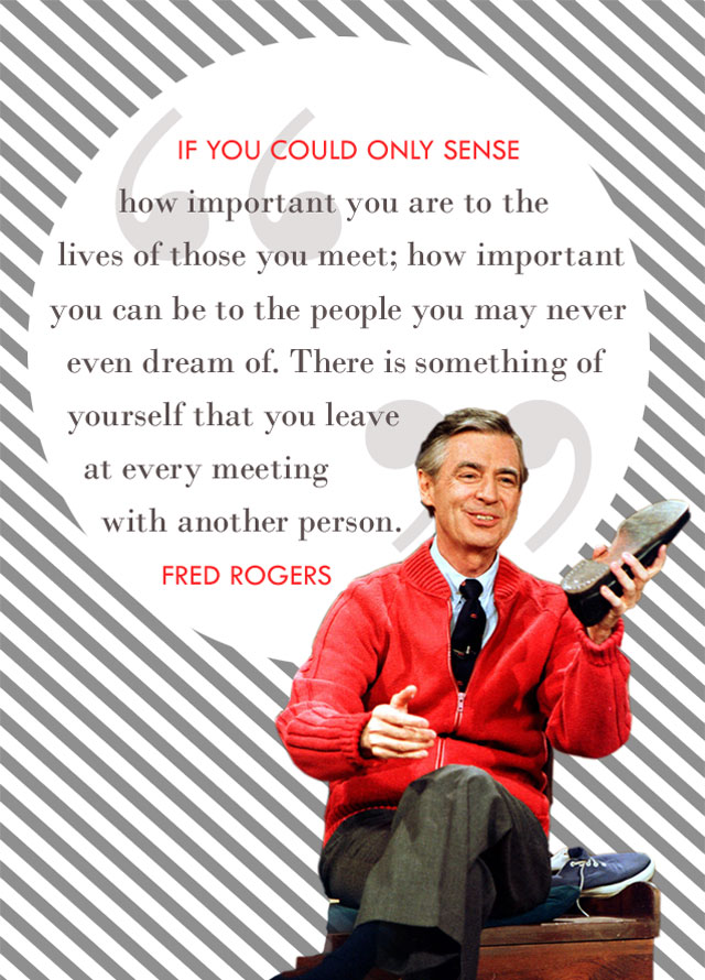 Mr Rogers Quotes And Sayings Quotesgram